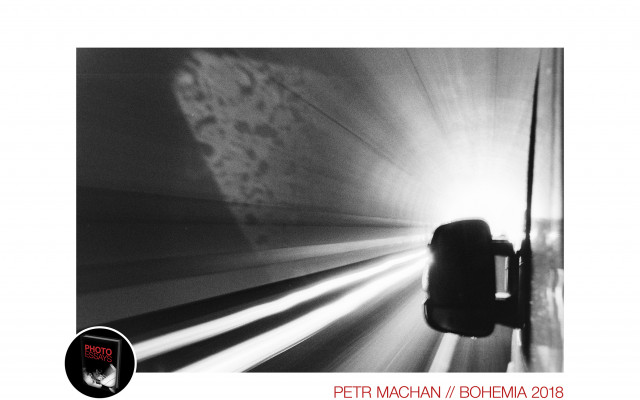 Autorská fotografie o rozměru 40x60cm od Petra Machana