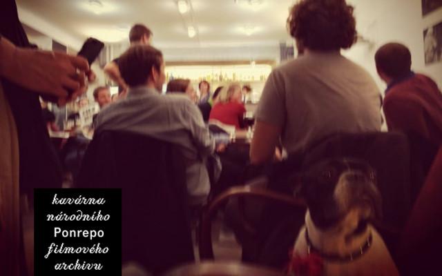 Vaše inkognito akce u nás v kavárně
