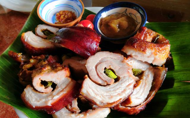 KUCHAŘKA - 15 filipínských receptů