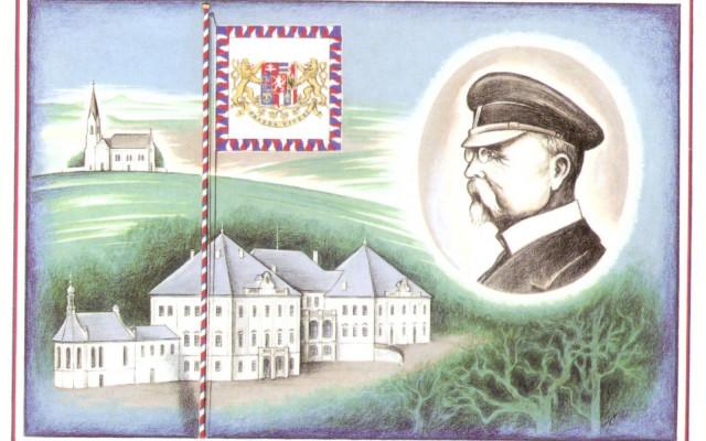 Originální pohlednice