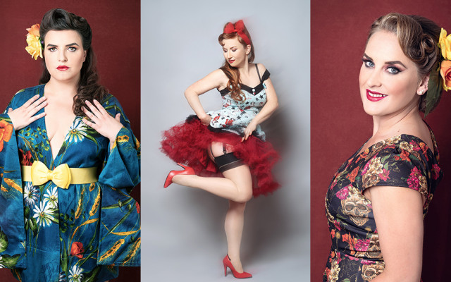 Pinup Photo Day