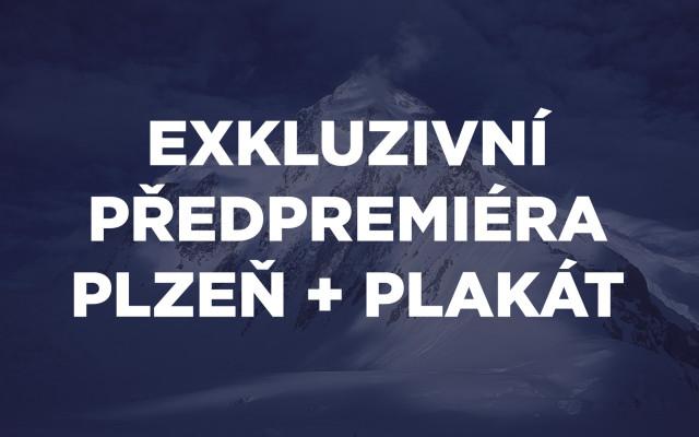 Exkluzivní předpremiéra Plzeň + plakát