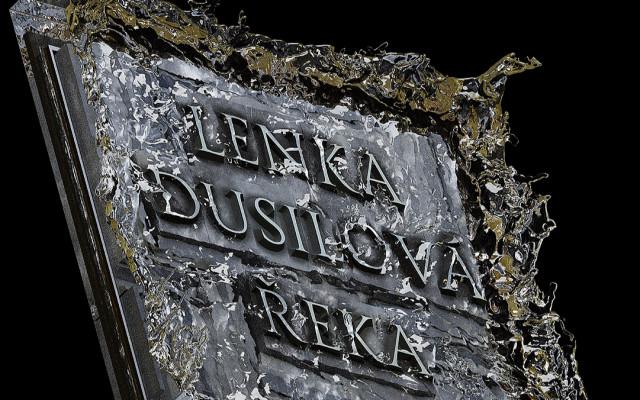 """Získáte album Lenky Dusilové """"Řeka"""" na 2-LP spodpisem a věnováním od Lenky Dusilové včetně poštovného a poděkujeme Vám na obalu vinylu """"Archa"""""""
