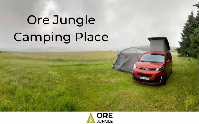 Pronájem Ore Jungle na camping
