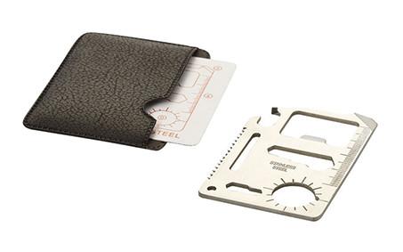 Multifunkční nerezová karta s logem filmu (osobní odběr)