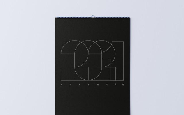 Kalendář 2021 + poštovné a balné