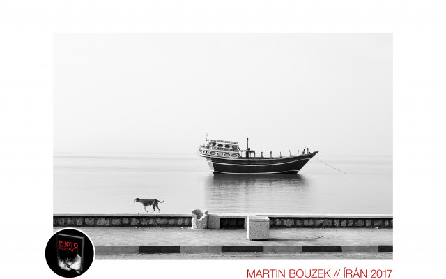 Autorská fotografie o rozměru 40x60cm od Martina Bouzka