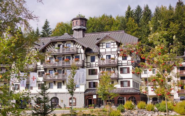 Dvoudenní exkluzivní wellness pobyt v Hotelu Savoy ve Špindlerově Mlýně - pro 2 osoby