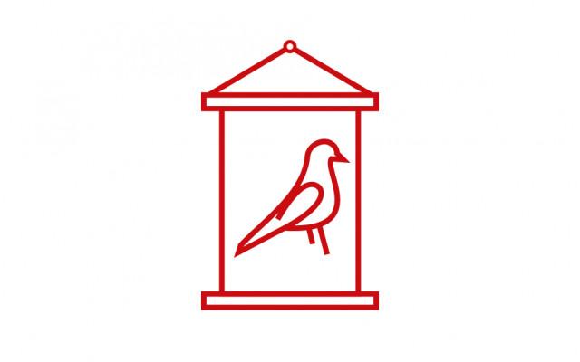 Pták na háčku