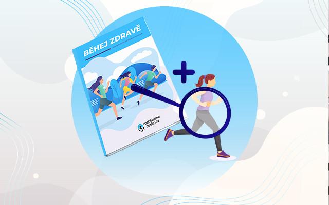 E-kniha s online analýzou tvého běžeckého stylu