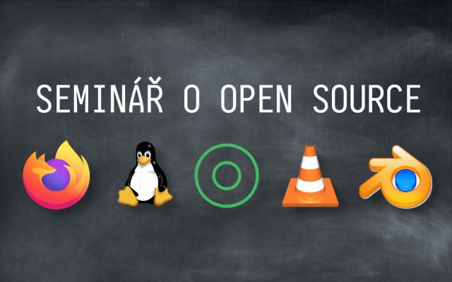 """Bytový seminář """"Open source pro každého"""" (online) + kniha Ekonomie koblihy"""