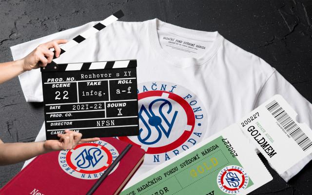 Účast na natáčení + Vstupenka + triko + zápisník