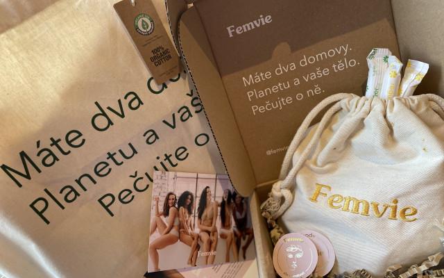 Kompletní balíček Femvie GRANDE