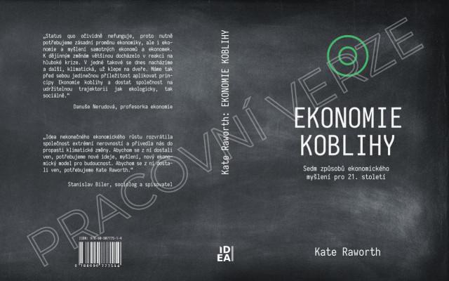 Ekonomie koblihy v předprodeji (osobní vyzvednutí v Praze nebo Brně)