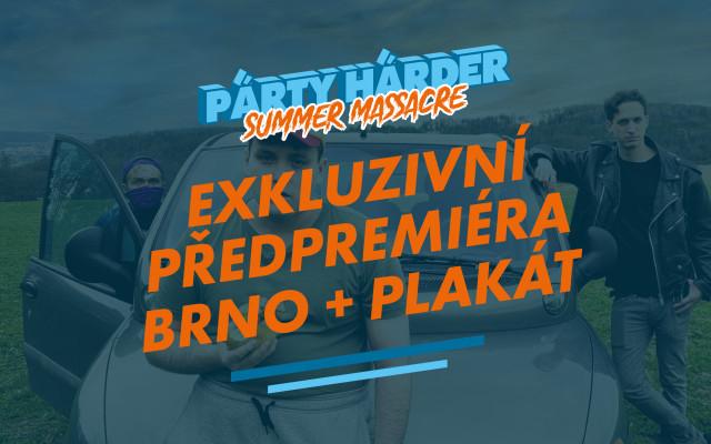 Exkluzivní předpremiéra Brno + plakát