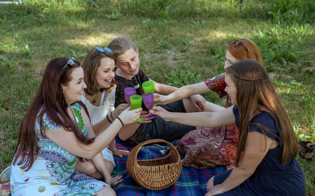Piknik s kapelou