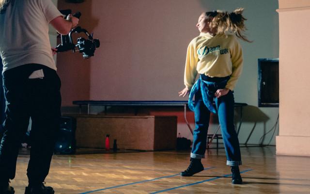 Individuální taneční lekce s Julčou