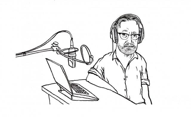 Audiokniha s Davidem Matáskem