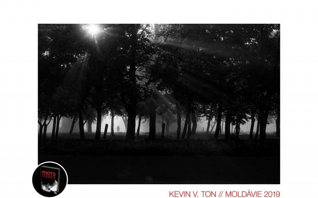 Autorská fotografie o rozměru 40x60cm od Kevina V. Tona