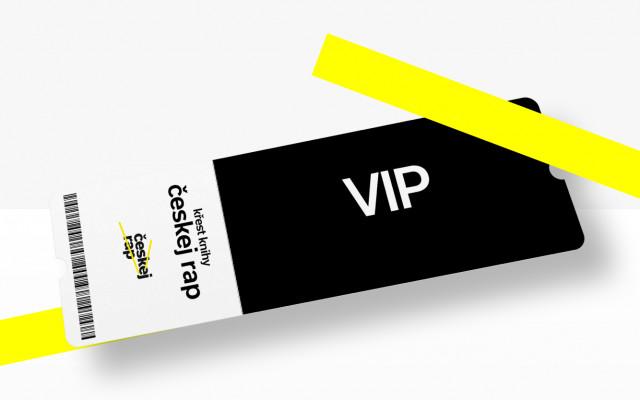 Chci VIP vstupenku na křest