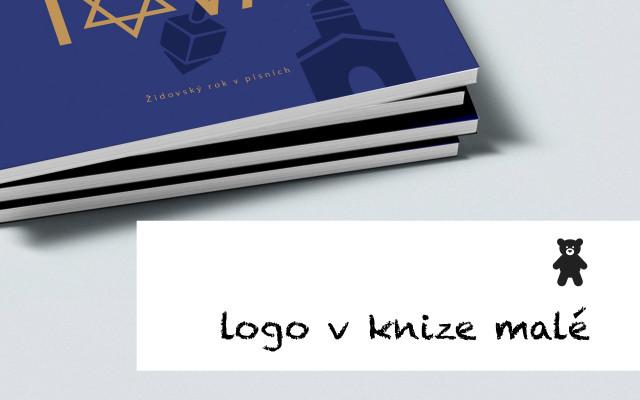 Partnerské logo v knize - malé
