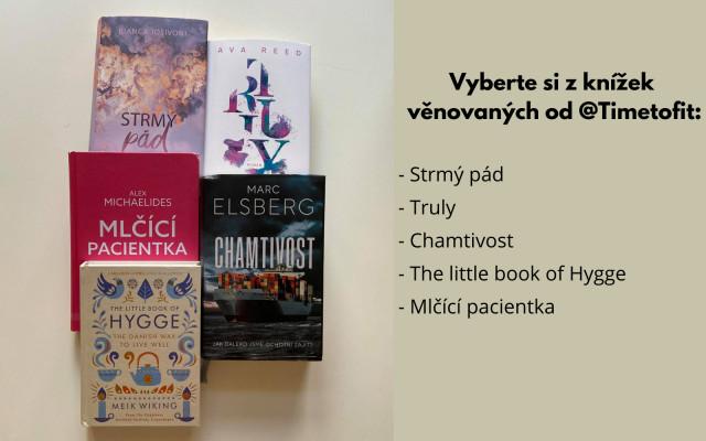Knížka s věnováním od @Timetofit - The Little Book of Hygge - The Danish Way to Live Well