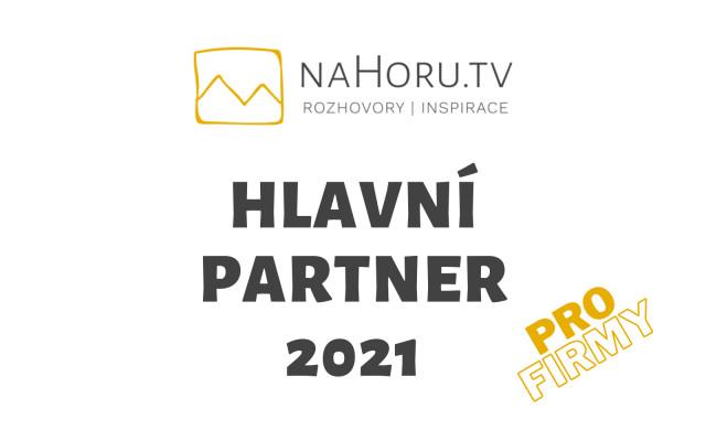 Hlavní partner 2021