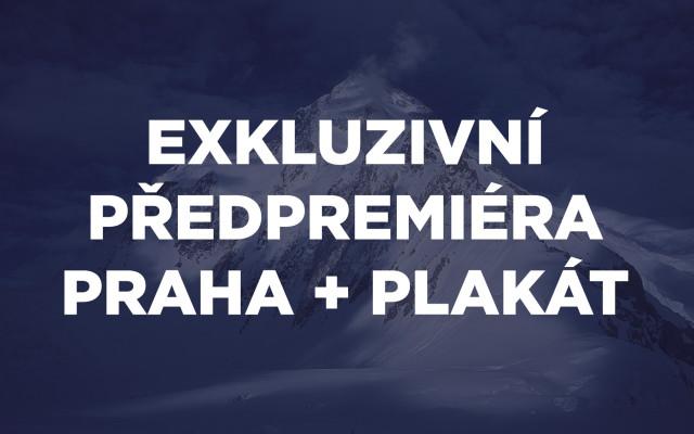 Exkluzivní předpremiéra Praha + plakát