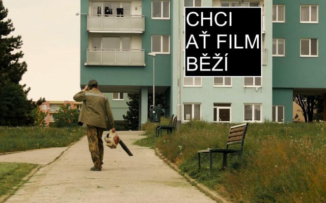 Chci ať  film běží!