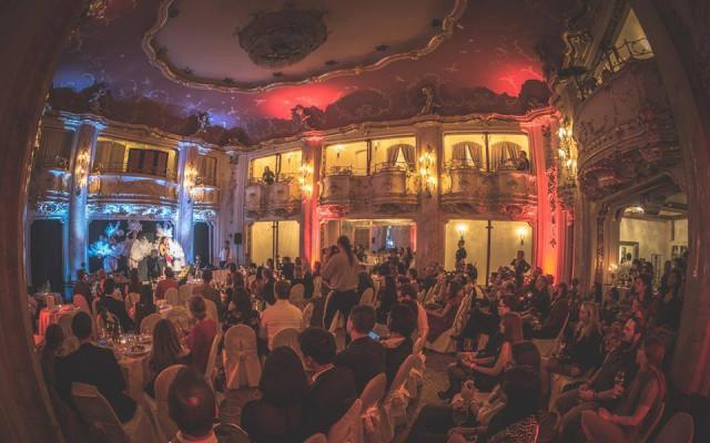 Bohemian Burlesque Festival pas VIP // Exclusive festival pass VIP