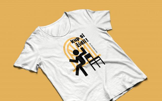 Stylové tričko
