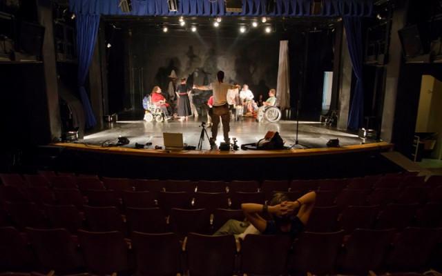 Divadelníky na jeden den