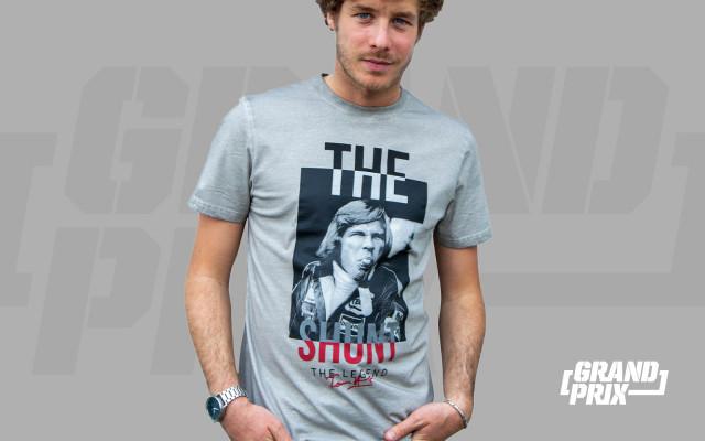 Tričko JAMES HUNT - SHUNT