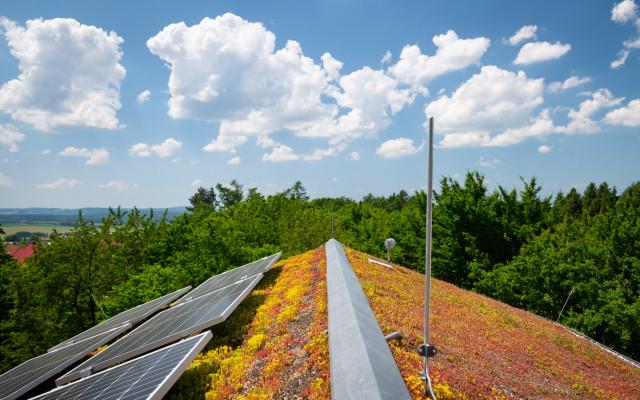 Komentovaná prohlídka trvale udržitelných technologií ekocentra
