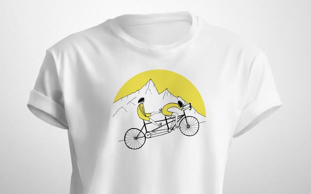 "Tričko ""Tour de France"""