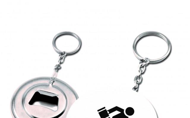 Otvírák a taky přívěsek na klíče