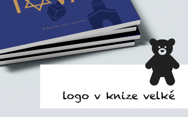 Partnerské logo v knize