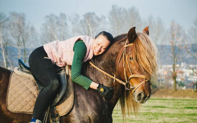 Focení od fotografky a členky našeho jezdeckého klubu Barbory Kleinové