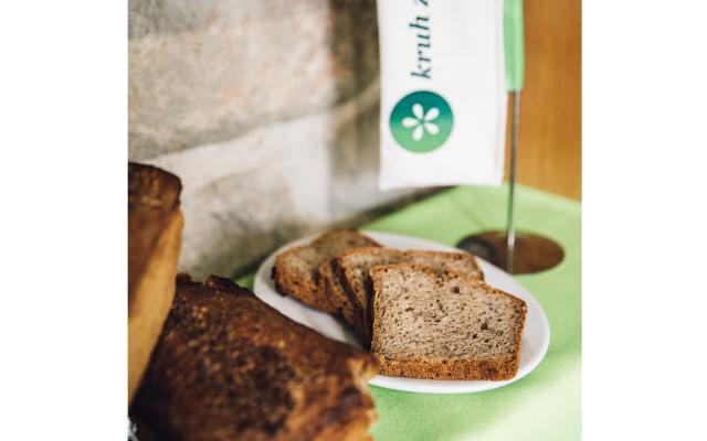 Náš kváskový chléb
