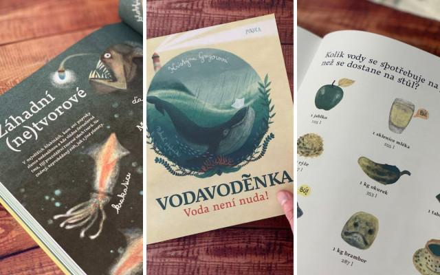 Kniha Vodavoděnka