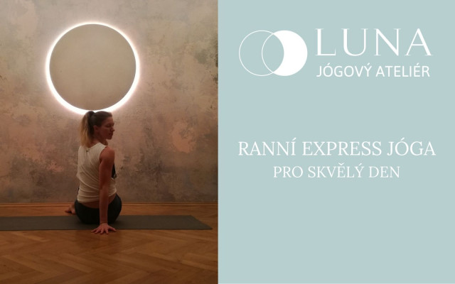 Ranní express jóga