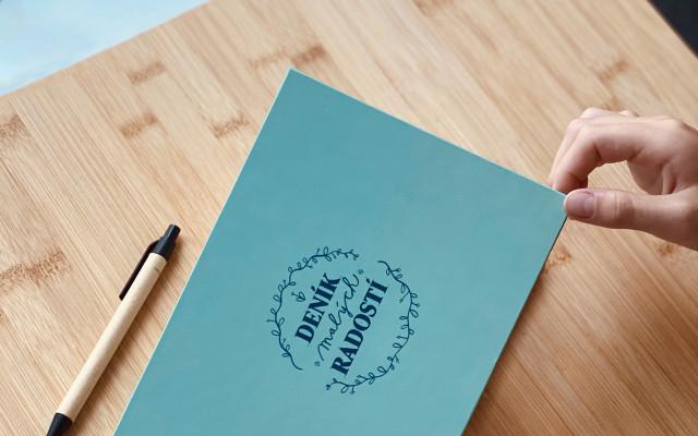 Deník malých radostí s osobním vyzvednutím v Brně pro 50 nejrychlejších
