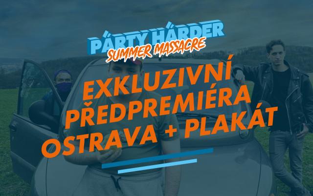 Exkluzivní předpremiéra Ostrava + plakát