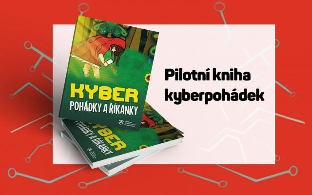 Pilotní kniha Kyber pohádek a kyber říkanek s vyzvednutím