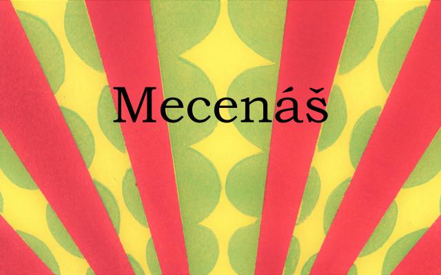 Mecenáš