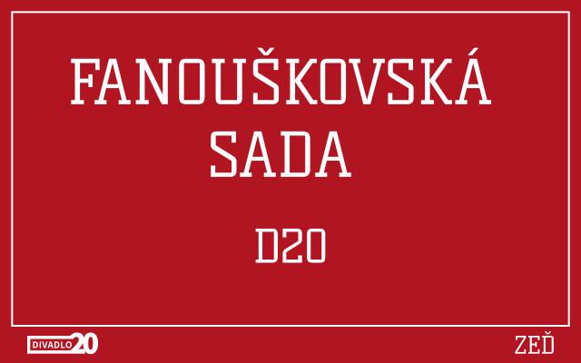 Fanouškovská sada D20