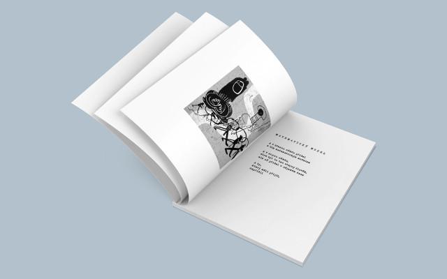 Pět vytisků knihy ANDYKÓDY (osobní vyzvednutí)