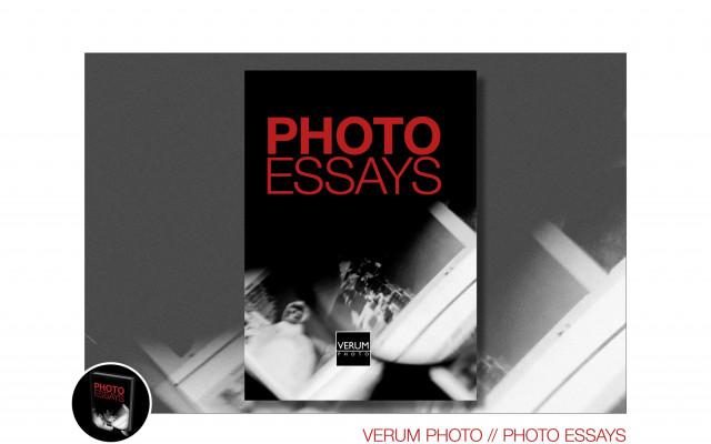 Kniha VERUM PHOTO – PHOTO ESSAYS s dárkovou sadou šesti autorských fotografií 13x18cm