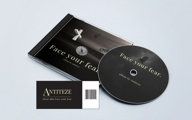 Album + vstup na křest