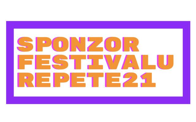 Sponzor festivalu REPETE